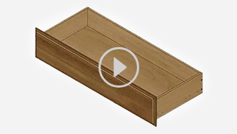 How to assemble the T-slot drawer, for futher assistance call customer service