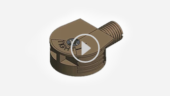 How to attach the Sauder TWIST-LOCK® fastener, for futher assistance call customer service