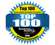 BenchmarkPortal — Top 100 Call Center