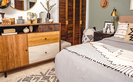 Bedroom Storage You Didn T Know You Needed Ideas From Sauder Sauder Woodworking