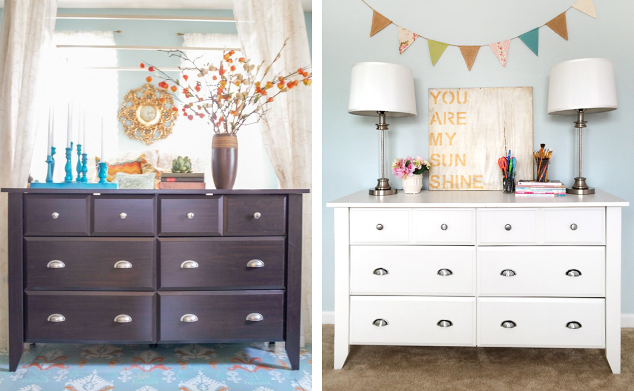 Bedroom Storage With Shoal Creek Dresser