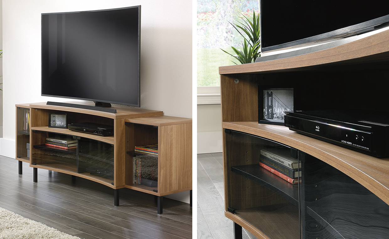 Sauder Select Entertainment Credenza