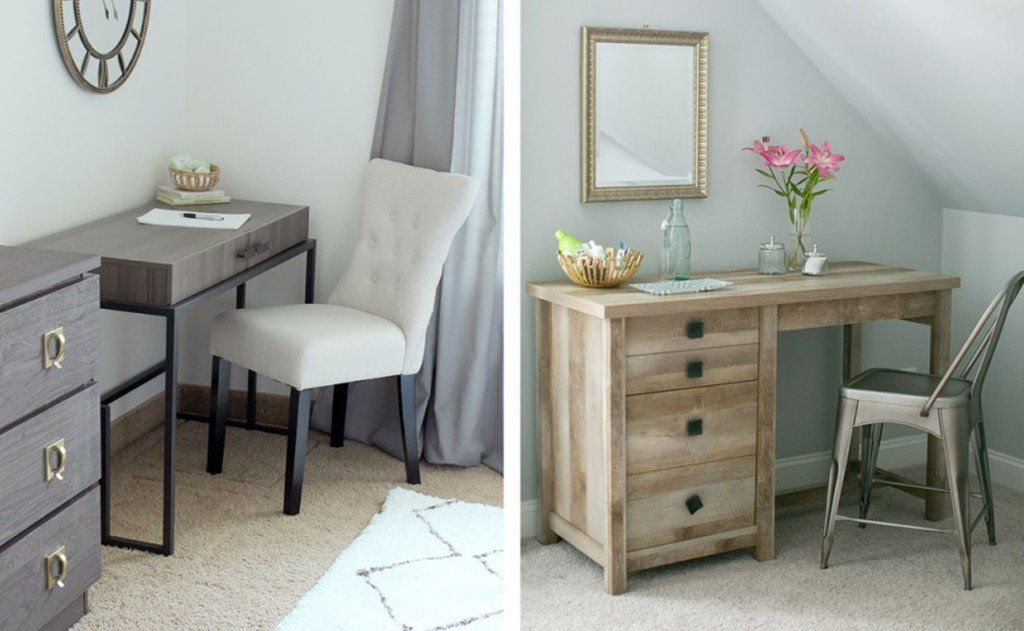 3 Reasons You Need A Bedroom Vanity Ideas From Sauder Sauder