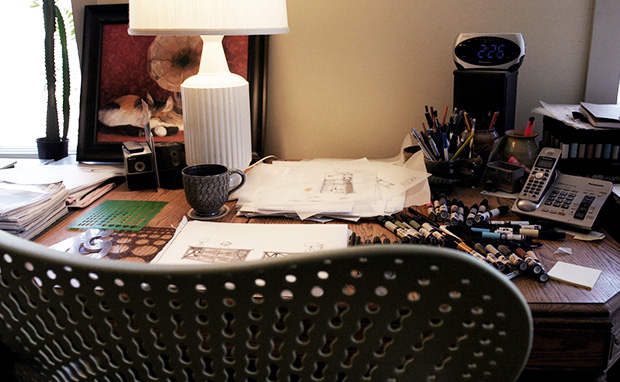 Get Working: How To Organize A Home Office Space