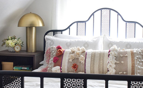 Tackling bedroom taboos: 6 headboard and night stand no-nos debunked