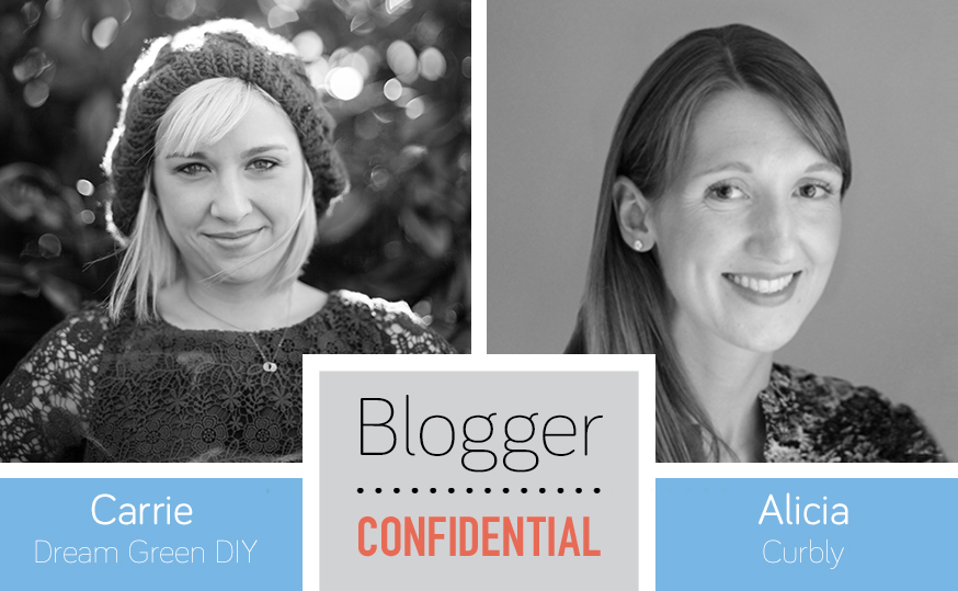 Blogger Confidential Carrie and Alicia