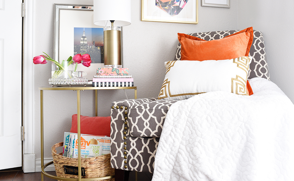 Do More with Your Bedroom Corners – Sauder