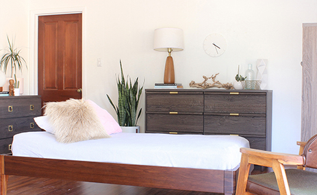 9 Ways You Re Wasting Precious Storage Space In The Bedroom Ideas From Sauder Sauder Woodworking