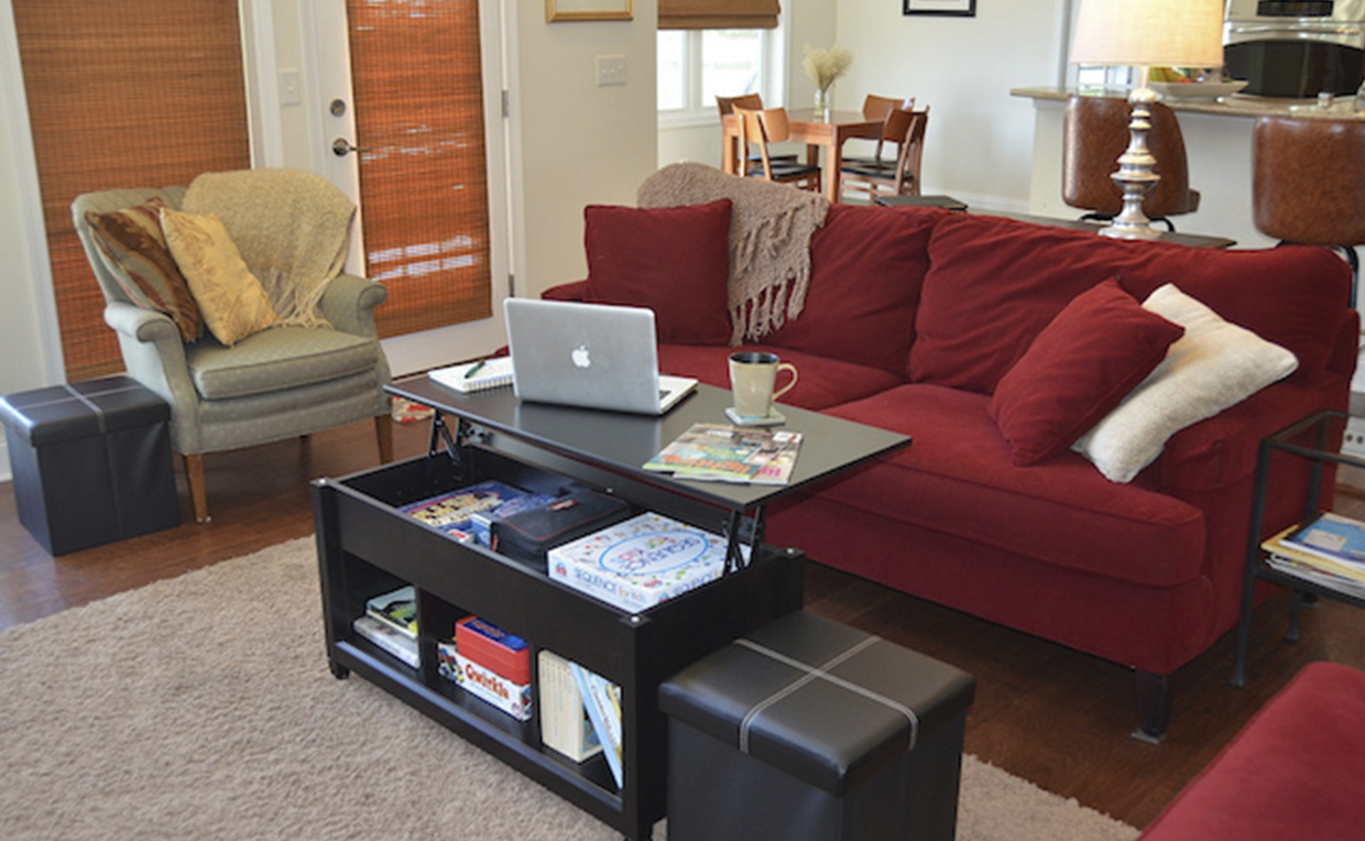The complete guide to living room tables- ideas from Sauder