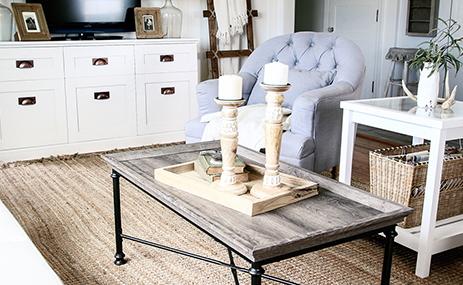 The complete guide to living room tables- ideas from Sauder ...