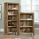 3-Shelf and 5-Shelf Bookcase