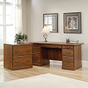 Executive Desk and File