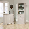 Accent Cabinet and Tall Cabinet