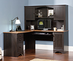Workcenter With Hutch Set