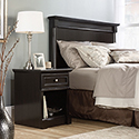 Headboard and Night Stand