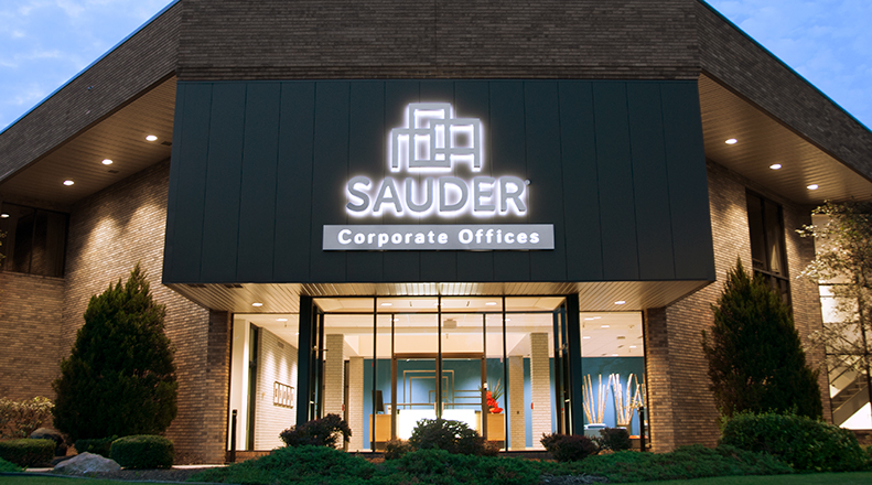 Sauder Woodworking Headquarters
