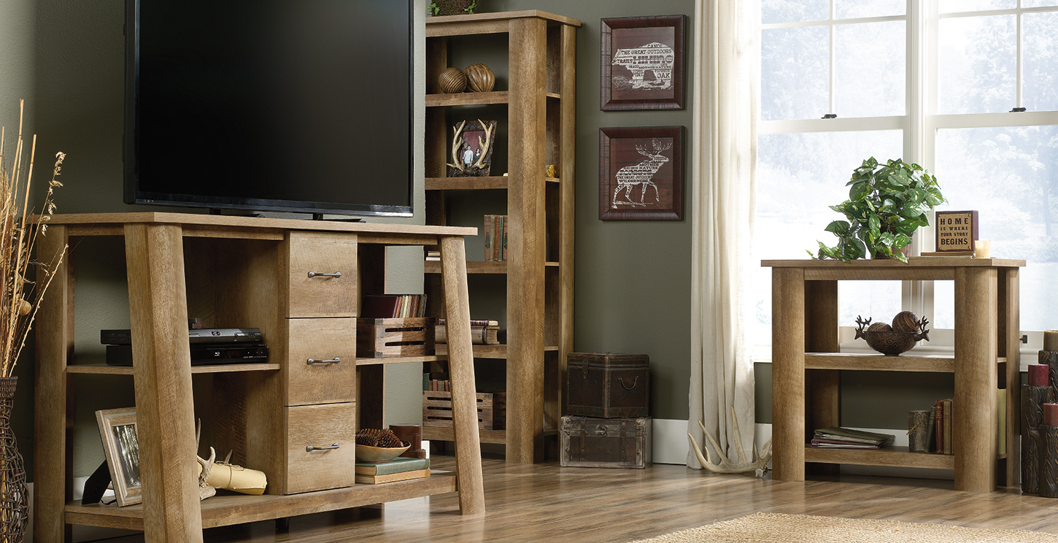 Boone Mountain Mountain Furniture Collection Log Tv Stands Log