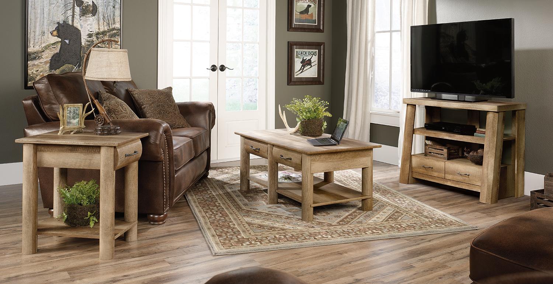 Boone Mountain: Mountain Furniture Collection | Log TV ...