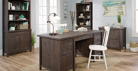 Cottage Style Office Furniture Coastal