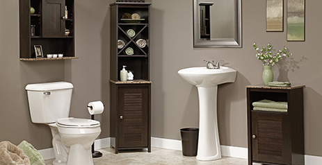 Bathroom Furniture Bath Cabinets Over
