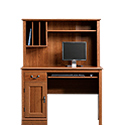 Computer Desk With Hutch 101736