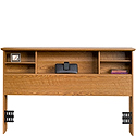 Full/Queen Bookcase Headboard 401294
