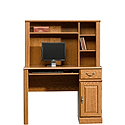 Computer Desk With Hutch 401353