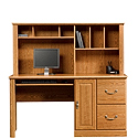 Computer Desk With Hutch 401354