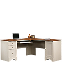 Corner Computer L-Shaped Desk 403793