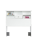Twin Bookcase Headboard 411905
