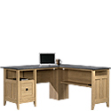 L-Shaped Desk 412320
