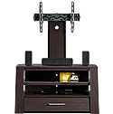 TV Stand With Optional Mount 414143