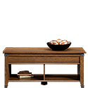 Lift-Top Coffee Table with Storage 414444