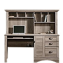 Computer Desk With Hutch 415109