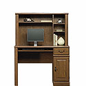 Computer Desk With Hutch 418649