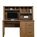 Computer Desk With Hutch 418650