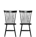 Spindle Back Chair (set of 2) 418892