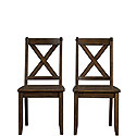X-Back Chair (set of 2) 419025