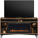 Entertainment/Fireplace Credenza 422281