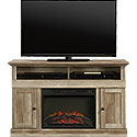 Entertainment/Fireplace Credenza 423001