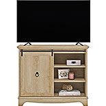 Classic Orchard Oak TV Stand with Storage 425132