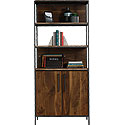 Bookcase With Doors 425510