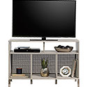 TV Stand with Divided Storage Shelves 426059