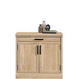 2-Door Library Cabinet with Prime Oak Finish 427015