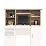 Prime Oak Computer Desk Hutch with Shelves 427027