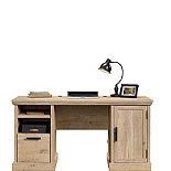 Prime Oak Computer Desk with Drawer 427030