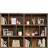 Short Sindoori Mango Cubby Storage Unit 427267