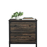 Industrial Wood Lateral File Cabinet 427549