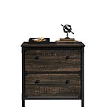 2-Drawer Lateral File Cabinet in Carbon Oak 427654