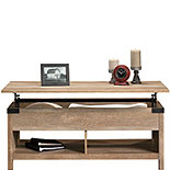 Wood Lift-Top Coffee Table in Lintel Oak 427692